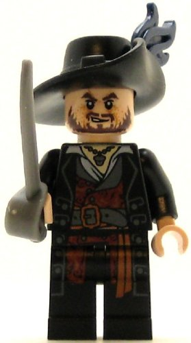 LEGO Pirates of the Caribbean Minifig Hector Barbossa -