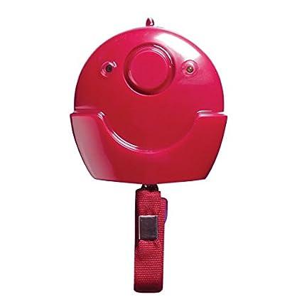 Amazon.com: SABRE Wireless Elderly Panic Alarm with LOUD 120 dB ...