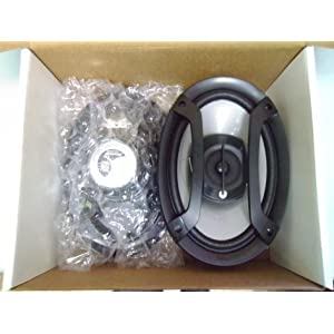 "Pioneer TS-165P + TS-695P Two Pairs 200W 6.5"" + 230W 6x9"" Car Audio 4 Ohm Component Speakers"