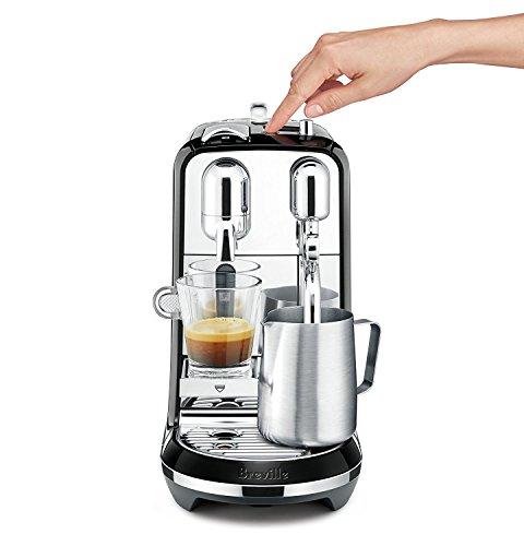 Brand New - Breville BNE600SLQUSC Nespresso Creatista Espresso and Coffeemaker - Black Color by Breville_BNE600SLQUSC (Image #1)