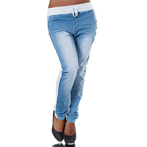 H174 Damen Jeans Hose Röhre Leggings Leggins Treggings Jeggings Skinny Stoffhose