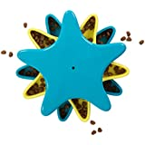 Outward Hound Star Spinner Interactive Doy Toy Puzzle for Dogs