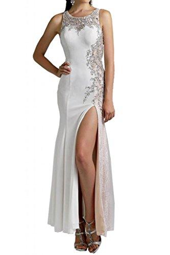TOSKANA BRAUT -  Vestito  - Astuccio - Donna bianco 44