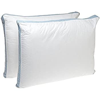 Amazon Com Downlite Tommy Bahama Cooling Nights Pillow