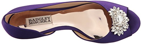 Badgley Violet Pump Women's Mischka Macie ZwOzZr