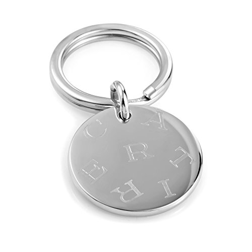 Cartier Stainless Steel Keyring T1220154