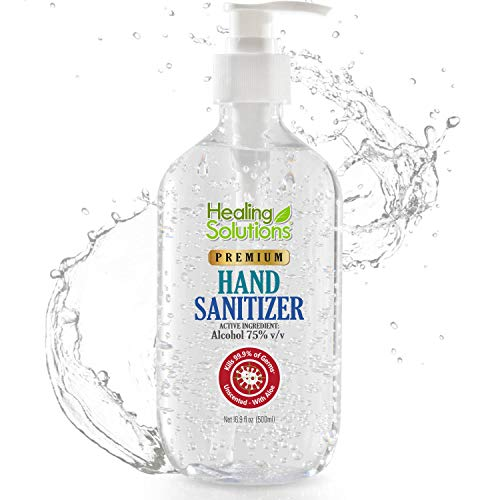 Healing Solutions 16.9oz Hand Sanitizer