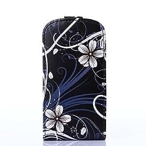 GDW Teléfono Móvil Samsung - Carcasas de Cuerpo Completo - Diseño Especial - para Samsung S3 Mini I8190N ( Multi-color , Cuero PU )