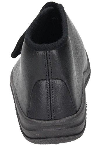 Manitu Unisex Slipper Zwart Zwart