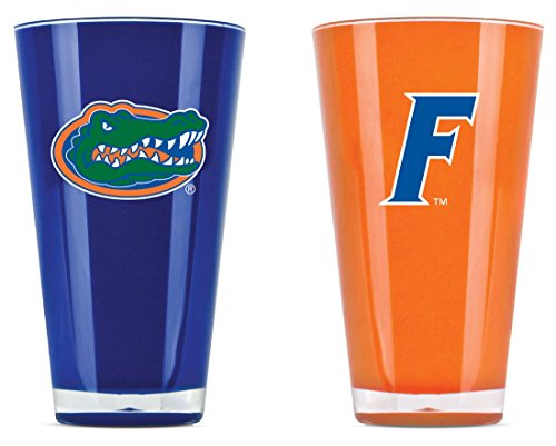 NCAA Florida Gators 20-Ounce Insulated Tumbler - 2 - Florida Outlet