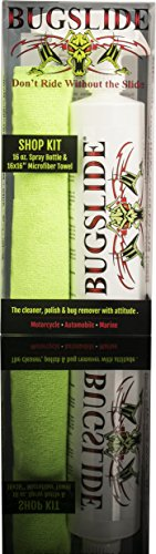 Bug Slide BSK-16 Trigger Spray Bottle, Cleaner and Bug Remover, 16 oz.