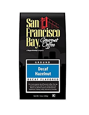 San Francisco Bay Coffee, Breakfast Blend- Ground, 12 Ounce- 3 PACK