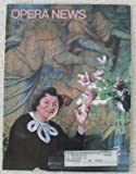 img - for Opera News Magazine. March 12, 1977. Single Issue Magazine. Volume 41, No. 18 book / textbook / text book