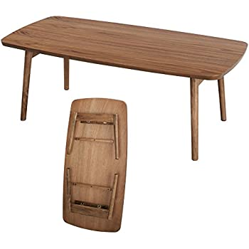 AZUMAYA Folding Coffee Center Table TAC 229