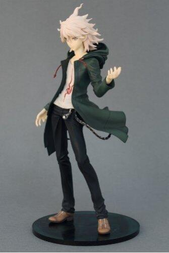 Phantomx New Anime Super Dangan Ronpa 2 Komaeda Nagito 21cm PVC Figure Toy Gift by Unknown