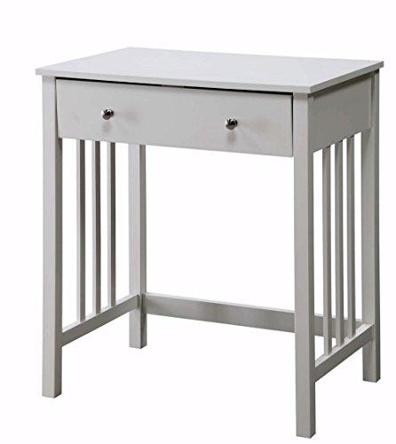 Convenience Concepts 090102W Designs2Go Mission Desk, White