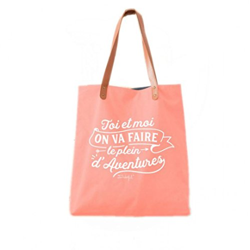 Mr Wonderful Tote da viaggio, multicolore (Multicolore) - WOA08532FR