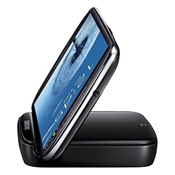 Samsung Battery Charger/Stand with Battery for Galaxy S3