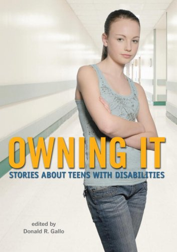 Download Owning It: Stories About Teens with Disabilities pdf