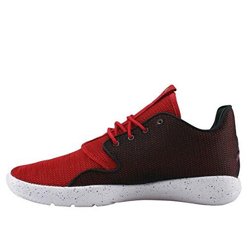 Nike Men's Jordan Eclipse Bg Basketball Shoes Rojo (Rojo (Gym Red/Gym Red-black-white)) My2ES