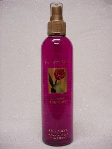 (Victoria's Secret Garden Passionate Kisses Cherry Vanilla Silkening Body Splash Mist Spray 8 Ounce)