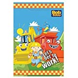 Bargain World Bob The Builder Loot Bags (8/pkg) (with Sticky Notes)