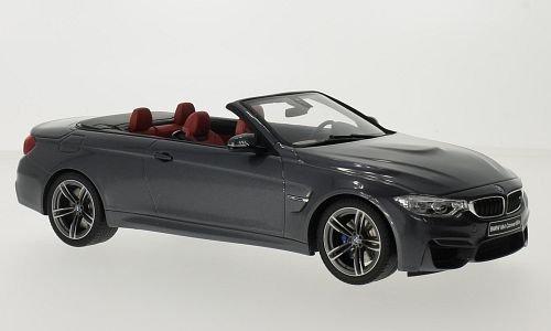 BMW M4 Cabriolet Resin Model Car