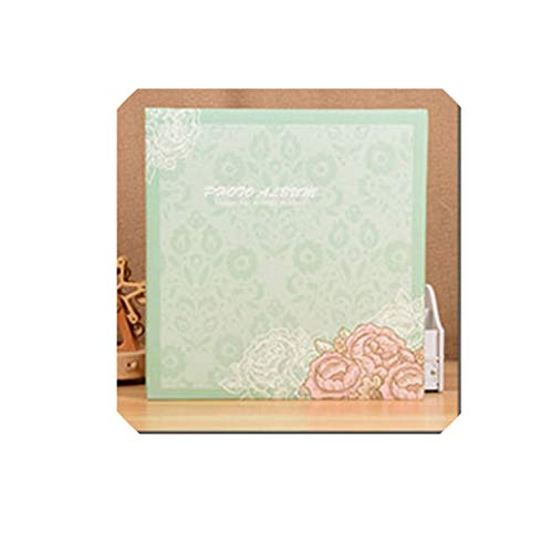 Wedding Album DIY Handmade Paste 5 6 12 Inch Film Personal Photo Album Record Your Baby's Life Photo Album,Black Card