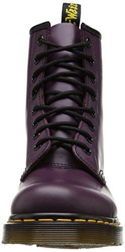 Unisex Dr up Purple Adult Original 1460 Martens Lace Boots aBtZ6