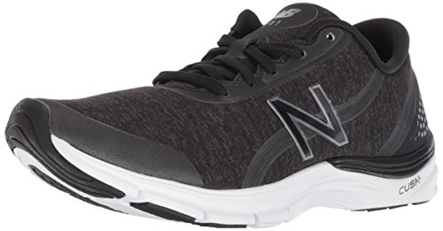 New Balance Women's 711 v3 Cross Trainer, Black, 5 W US