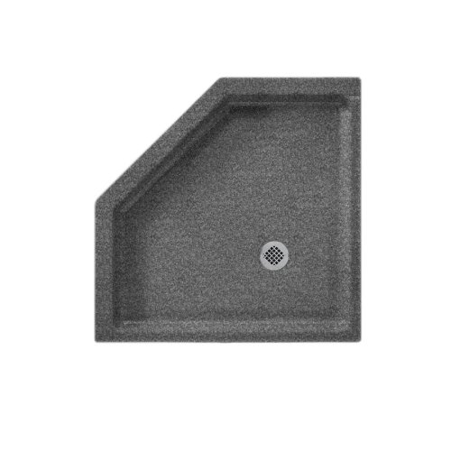 - Swanstone SS-36NEO-012  Shower Base with Corner Drain, Night Sky