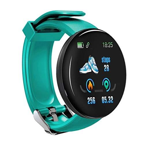gazechimp IP65 Waterdichte Smartwatch Hartslagmeters Fitnessband Stappenteller met Hartslagmeter Bloeddruk voor Vrouwen…