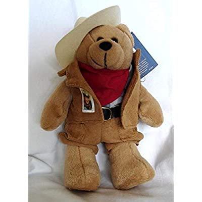 Wayne Legends of Hollywood Special Collection John Stamp Bear: Toys & Games