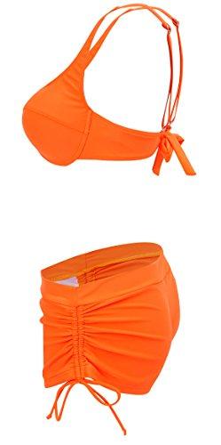 Anatoky Anatoky Femme Tankini Tankini orange 0516 Hxqqa5wYr