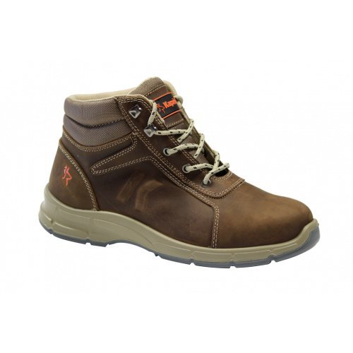 Kody di Scarpe 45 High Brown sicurezza Kapriol C64tAq