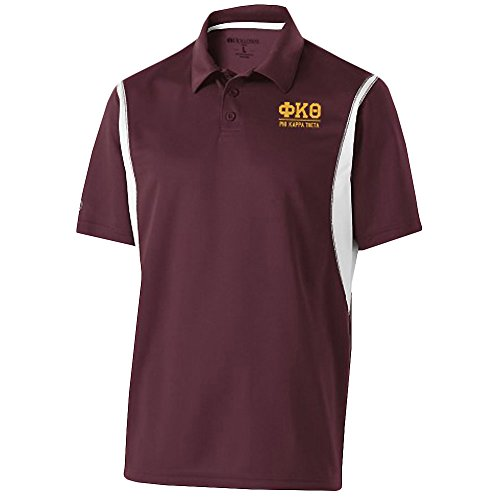 Phi Kappa Theta Fraternity Integrate Polo 3X-Large ()