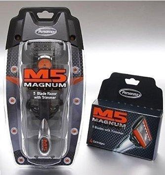 m5 5 razor blades
