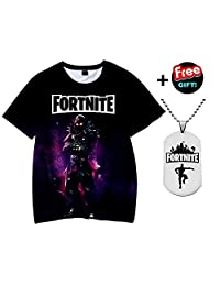 WEONEDREAM Fortnite Casual T-Shirts