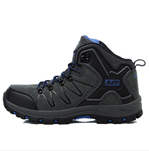 Escursionismo Escursioni Walking Gym Shoes Scarpe da corsa Mens Outdoor High-gang Leather Scarpe da Training Sport Autunno E Inverno