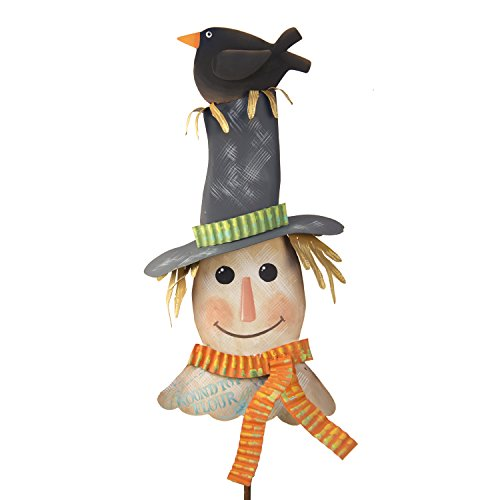 (The Round Top Collection Flour Sack Scarecrow Head -)