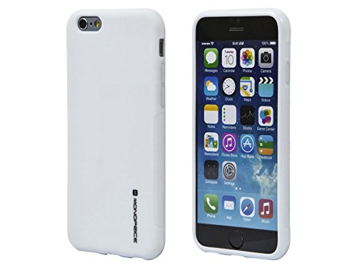 Monoprice TPU Case for 4.7-inch iPhone 6 and 6s - White