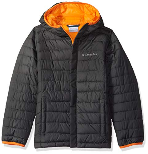 Columbia Boys' Toddler Powder Lite Puffer, Grill, 3T
