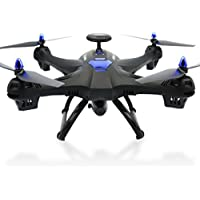 Amiley Global Drone 6-Axes X183 With 2MP WiFi FPV HD Camera GPS Brushless Quadcopter Perfect Christmas Gift