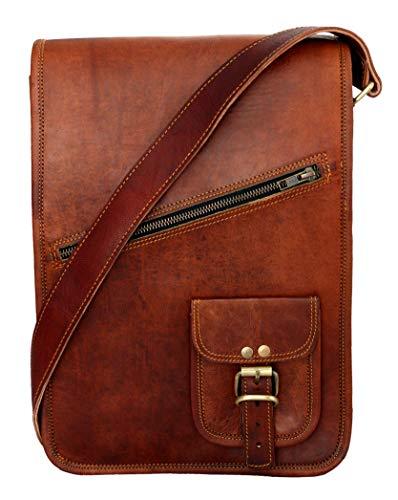 Leather bag Fair Deal / leather laptop bag / unisex bag/ leather sling bag / purse satchel / leather briefcase / office bag / messenger bag / brown bag