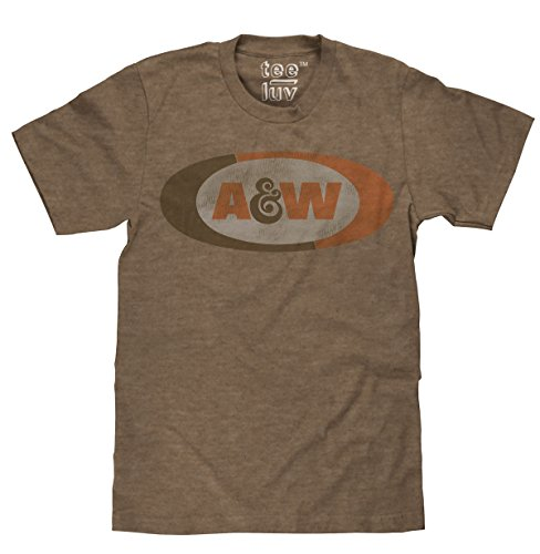 A&W Faded Logo | Soft Touch Tee-large