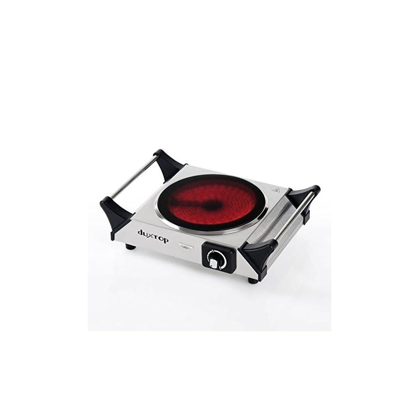 Secura DUXTOP Portable Ceramic Infrared Cooktop