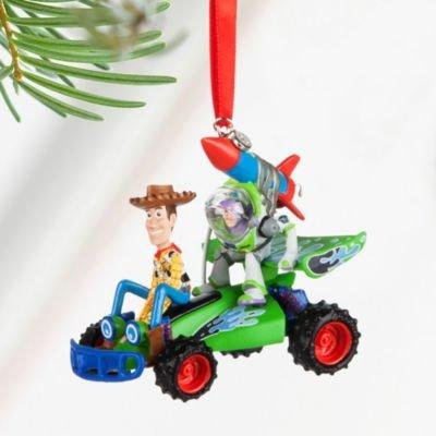 Official Disney Woody And Buzz Christmas Decoration Toy Story