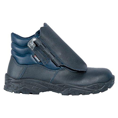 Cofra Torch S3SRC–zapatos de seguridad talla 39AZUL