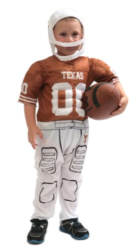 Paper Magic University of Texas at Austin Toddler Skin Suit, Size: 3/4T