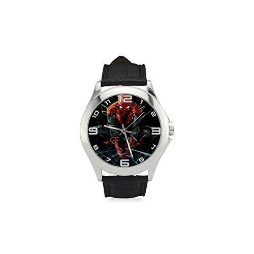 spiderman DBLW2418 New Women Wrist Watch Leather Band